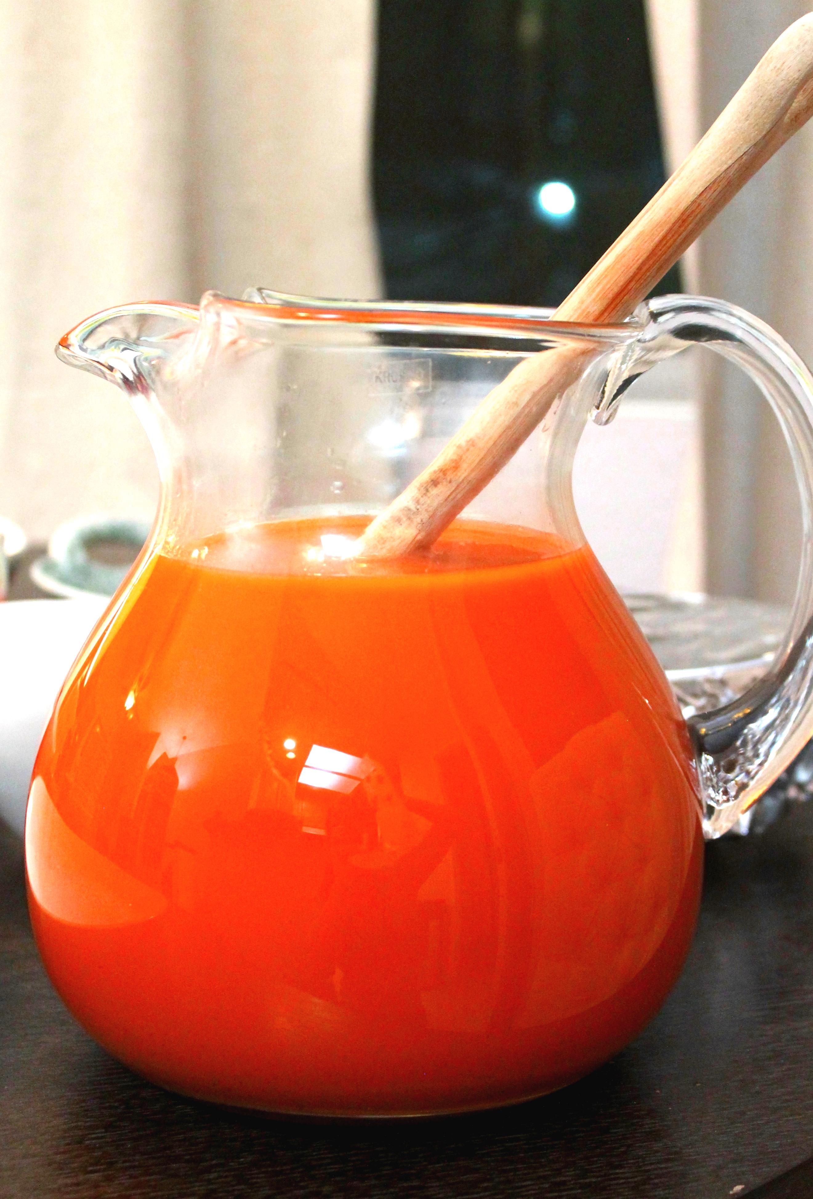 Spiked Thai Tea