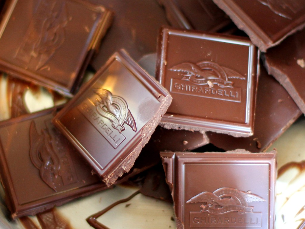 Semisweet chocolate