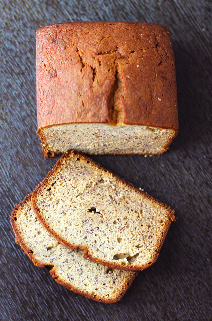 The Best Banana Bread Recipe. The only recipe you'll ever need for banana bread!