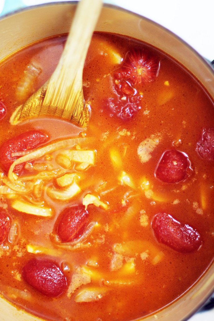 The PERFECT recipe for restaurant-style Tomato Soup with Fennel