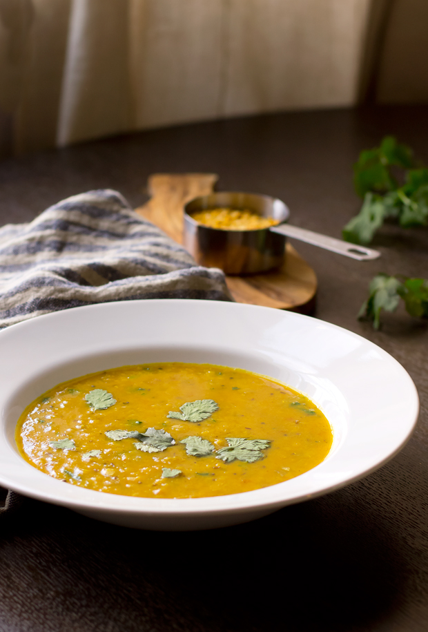 Toor Dal - THE GOURMET GOURMAND