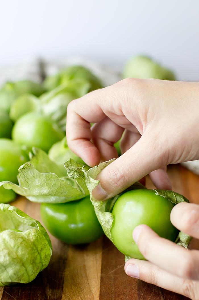 Seasonal Spotlight: All About Tomatillos