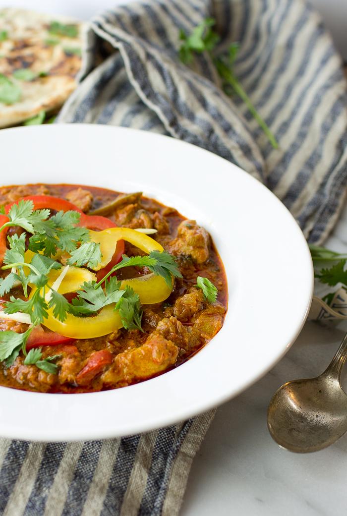Chicken Karahi - thegourmetgourmand.com