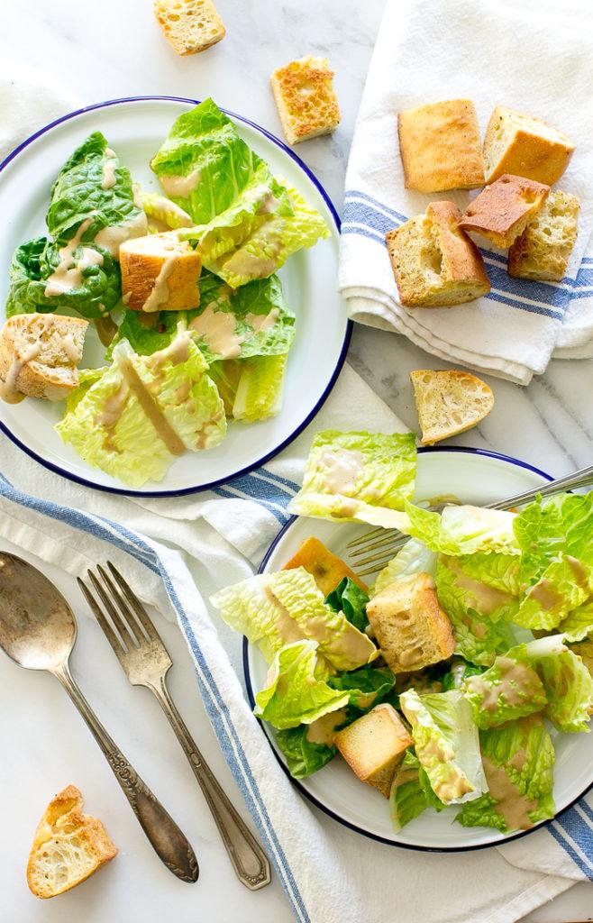 Caesar Salad Real Recipe